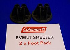 Genuine Coleman Event Shelter Replacement Spare New Set of TWO Feet