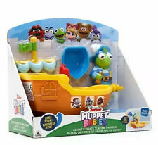Disney Junior Muppet Babies Kermit's Pirate Tubtime Cruiser