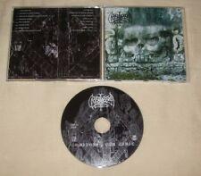 OMINOUS YUM CIMIL – Culto A Los Demonios Ancestrales CD ORG Kukulkan Records