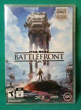 NEW ✔Sealed Star Wars BattleFront (Windows PC, 2015) Battle Front NO TAX FAST