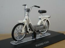 ALTAYA IXO PIAGGIO CIAO WHITE SCOOTER BIKE MODEL MD001 1:18