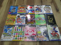 Nintendo Gamecube Lot of 15 Piece Complete Mario Kart Rune II Japan  d305