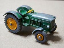 "Vintage Lesney ""Matchbox"" No 50 John Deere Lanz 700 Tractor"