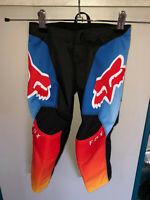 pantalon motocross FOX kid 180 fyce taille 4 ans valeur 69€