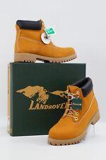 Landrover Boots Stiefel NEU Wildleder Outdoor Gr. 40 Hellbraun Braun beige #26