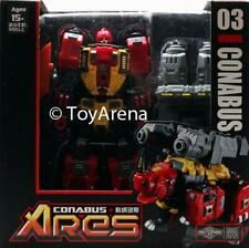 TFC Toys Project Ares TFC-03 Ares Conabus Transformers Action Figure