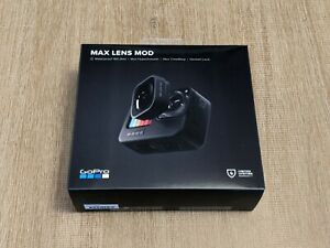 🔥  NEW GoPro HERO 9 Black Max Lens Mod ✅ FACTORY SEALED 🌎 GLOBAL SHIPPING ✈️