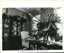 1993 Press Photo JoAnn Anderson's home on St. Bernard Tour of Homes - noc32577