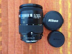 Nikon AF Nikkor 28-85mm f3.5 pari al nuovo
