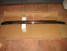 Brand New Rear Bumper Bar MG TD T Series Chromed Metal 453-020