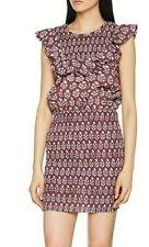 Antik Batik Jaymes Dress! Stunning Boho Ruched Dress Size 42, UK12-14 BNWT