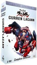 Gurren Lagann ( Anime auf Deutsch ( 6 DVDs Komplette Serie 1-27 ) NEU OVP