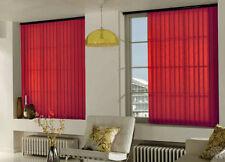 Maß Lamellenvorhang Vertikal Anlage 89mm Lamellen Sonnenschutz Schiebevorhang