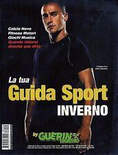 Guerin Sportivo.Fabio Cannavaro,Margherita Granbassi,Ilaria D'Amico,iii