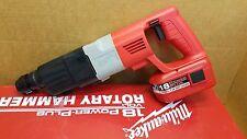 Heavy Duty Milwaukee 5361-20 18 Volt Power Plus 3/4-Inch Rotary Hammer