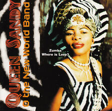 Queen Sandy & The New World band: Zumba where is the love? CD Album