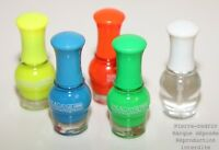 Vernis a Ongles Make Up Paris Nail Polish & Day Ice et Fun Brillance Tenue Force