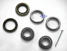 (Qty 2) Boat Trailer Hub Replacement Wheel Bearing Kit 44649 1 1/16 x 1 1/16
