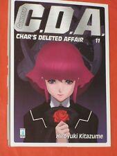GUNDAM C.D.A. N° 11- DI: HIROYUKI KITAZUME -MANGA STAR COMICS- cda- esaurito