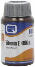 Quest Vitamin E 400 iu - 60 Capsules
