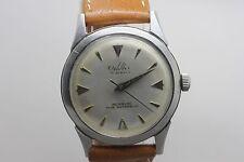 Vintage Miller 17j Thin Automatic 42597Wristwatch Men's Watch Running