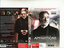 Apparitions-2008-BBC TV Series UK-[The Complete First Series-3 Disc Set]-DVD