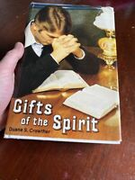 Gifts of the Spirit Duane S Crowther LDS Mormon Church Scripture Book Vintage