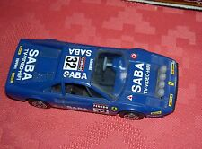 Ferrari 308 GTB Saba rally, Burago 1:43