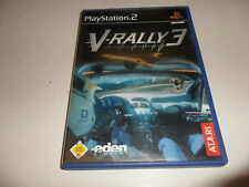 PLAYSTATION 2 V-RALLY 3 (7)