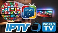 ✔ 1 Mois d'abonnement IPTV qualité Premium FULL HD,Smart TV, MAG,KODI,M3U...
