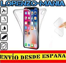 Funda TPU Silicona Carcasa 360 DOBLE COMPLETA APPLE IPHONE X / 10 1mm