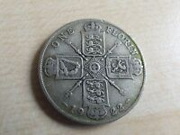 George V Florin/ Two Shillings Silver Coins Choose your date 1910-1936 Choice