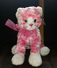 """Ty Pinkys SUGARCAT 10"""" Cat Striped Tabby With Tags 2005"""