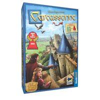 GDT Gioco da Tavolo - Carcassonne Gioco Base - Giochi Uniti - ITALIANO NUOVO
