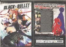 Black Bullet Complete Anime Collection (DVD,2015,3-Disc Set) BRAND NEW & SEALED