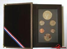 USA 1983 Olympic Prestige Ensemble De , 6 Gem Certifié Coins U. S. Mint. Blanc