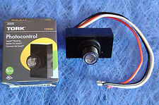 Tork 3000 Flush Mounting PhotoControl Eye 120 Volt Photocell Gasket & Nut