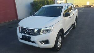 2019 Nissan Navara D23 NP300 ST 4x4 only 7403kms LIKE NEW ideal export no damage