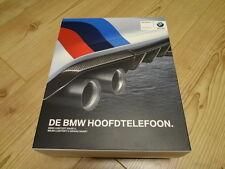 Original BMW M  Kopfhörer MP3 Car HiFi Video
