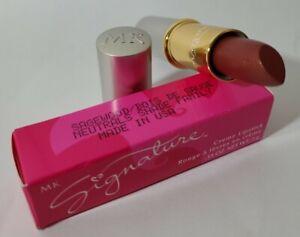 Mary Kay Signature Creme Lipstick SAGEWOOD  #2706 DISCONTINUED Shade NIB