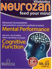 Vitabiotics Neurozan Tablets (30)