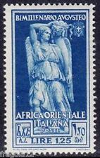 AFRICA ORIENTALE ITALIANA 1938 - OTTAVIANO AUGUSTO - L.1,25 - MNH