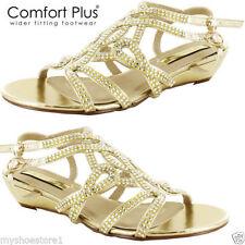 Patternless Plus Size Formal Heels for Women