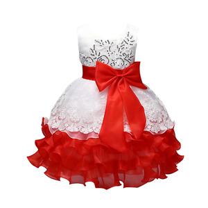 Flower Girl's  Wedding Bridesmaid Pageant Dress Formal Dress