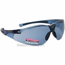 Regatta Cycling Glasses Sports Sunglasses Uva400 Safety Clear Orange Bicycle UK Rgp4a Grey Lens