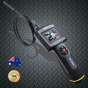 "Ruggedized Video Inspection Snake Scope 2.4"" Camera Borescope Endoscope 150"