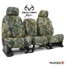 05 - 07 Ford 250/350 Coverking Seat Covers Front and Back Row-Realtree Xtra Camo