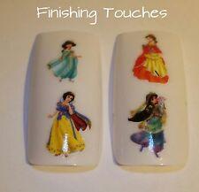 Nail Art de transferencia de agua Disney calcomanía # 464np sy-1695 pegatina Abrigo Princesa