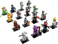 LEGO 71010 Complete Set of 16 MINIFIGURES SERIES 14