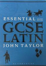 Essential GCSE Latin by John Taylor (Paperback, 2014) 9781472510112